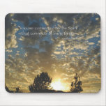 Inspiring Mouse Pad. Great gift!
