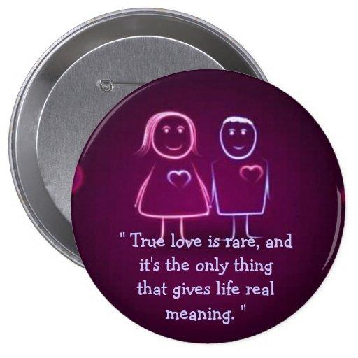 inspiring quotes round button