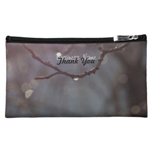Inspiring Sunshine; Promotional Makeup Bags