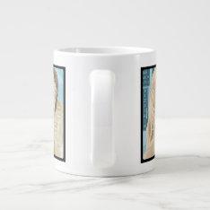 Instagram 2-photo Personalized Custom Jumbo Mug at Zazzle