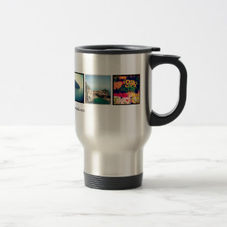 Instagram Adventurers Travel Photo Custom Mug