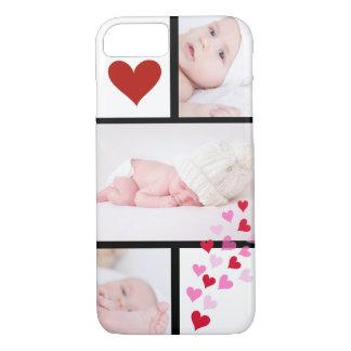 instagram filmstrip photo frame DIY color iPhone 7 iPhone 8/7 Case