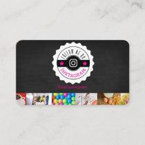 Instagram Followers Business card