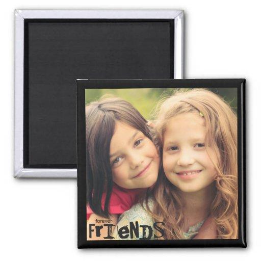 instagram forever friends photo magnet fridge magnets