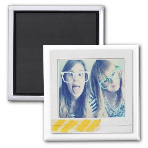 instagram friend photo magnet fridge magnet