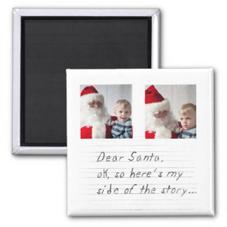 instagram funny photo christmas magnet