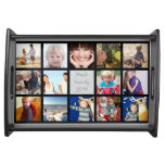 Instagram Modern Your Photos Serving Tray