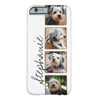 Instagram Photo Collage Using Lo Fi Frames Barely There iPhone 6 Case