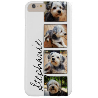 Instagram Photo Collage Using Lo Fi Frames Barely There iPhone 6 Plus Case