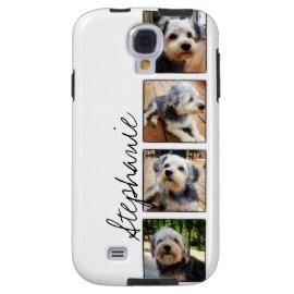 Instagram Photo Collage Using Lo Fi Frames Samsung Galaxys4 Case