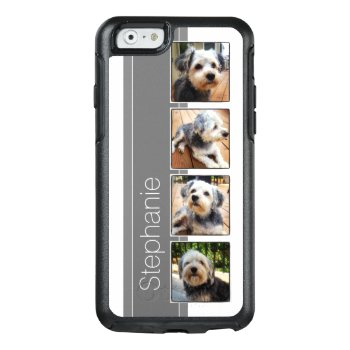 Instagram Photo Collage Using Lo Fi Frames Otterbox Iphone 6/6s Case by icases at Zazzle