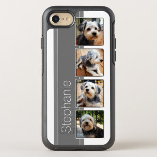 Instagram Photo Collage Using Lo Fi Frames OtterBox Symmetry iPhone 7 Case