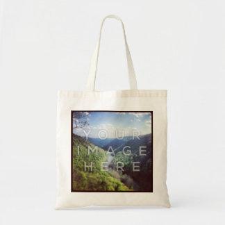 Instagram Photo Tote Bag