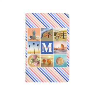 Instagram Relaxing Summer Holiday Photo Grid Journal
