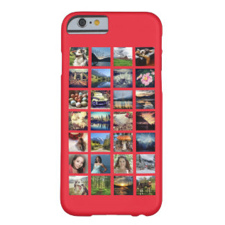 Instagram Stream Multiple Photo Grid Barely There iPhone 6 Case