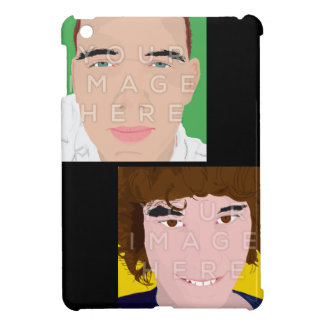 Instagram Two Photo Case Savvy iPad Mini Glossy Cover For The iPad Mini
