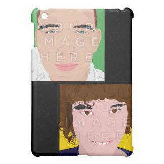 Instagram Two Photo Case Savvy iPad Mini Matte iPad Mini Covers