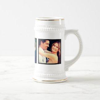 Instagram Wedding Photo Mug