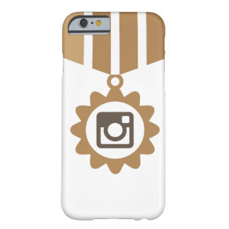 Instagram winner funda para iPhone 6 barely there