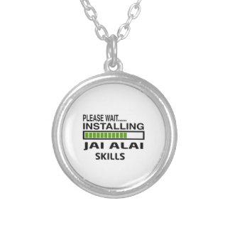 Instalación de las habilidades de Jai Alai Joyerías