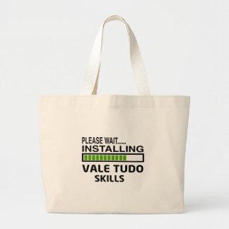 Instalación de las habilidades de Tudo del valle Bolsa