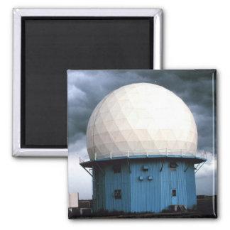 Instalación normanda del radar Doppler Imán Cuadrado