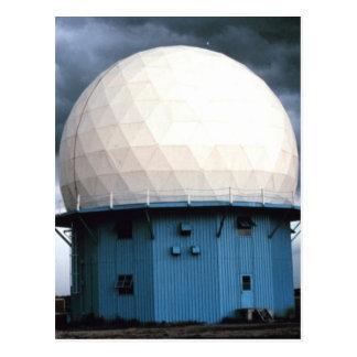 Instalación normanda del radar Doppler Postal