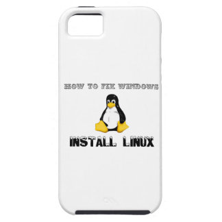 Install Linux iPhone 5 Covers