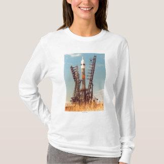 Installation of Soyuz Spacecraft at Baikonur T-Shirt