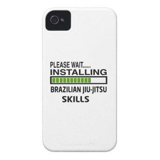 Installing Brazilian Jiu-Jitsu Skills iPhone 4 Covers
