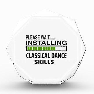 Installing Classical Dance Skills Award