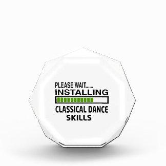 Installing Classical Dance Skills Awards