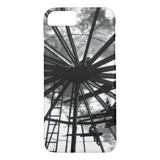 Installing cross beams on a 10,000_War Image iPhone 7 Case
