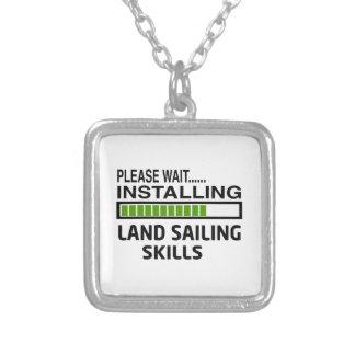 Installing Land Sailing Skills Pendant