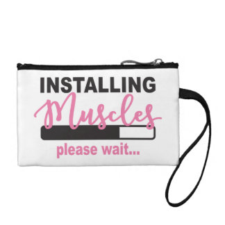 Installing Muscles Please Wait Coin Wallet
