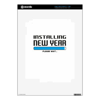 installing new year skins for iPad 2