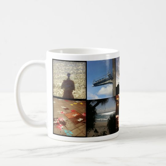 Instamaker 2x5 mosaic ceramic mug
