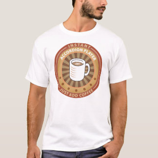 Instant Accordion Player T-Shirt