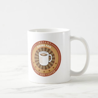 Instant Anime Fan Classic White Coffee Mug