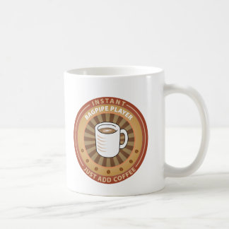 Instant Bagpipe Player Coffee Mug