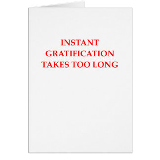 INSTANT CARD