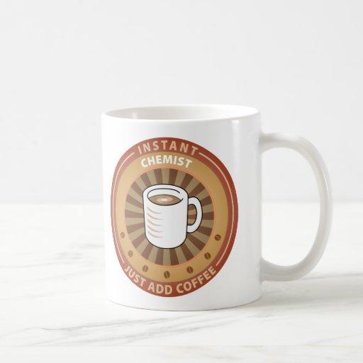 Instant Chemist Coffee Mugs