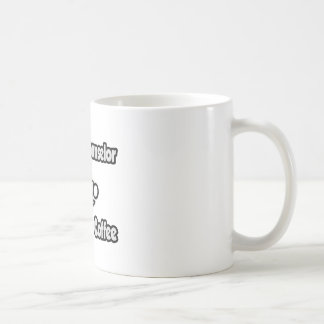 Instant Counselor...Just Add Coffee Classic White Coffee Mug