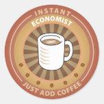 Instant Economist Sticker