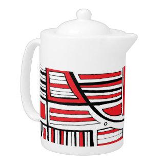 Instant Efficient Compassionate Pleasurable Teapot