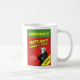 Instant Family Tree Classic White Coffee Mug