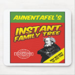 Instant Family Tree Mousepad