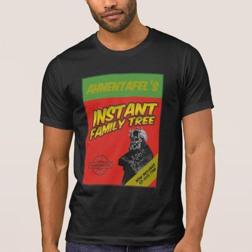 Instant Family Tree Shirt