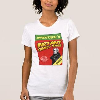 Instant Family Tree Tee Shirt