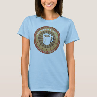 Instant Fountain Pen Collector T-Shirt